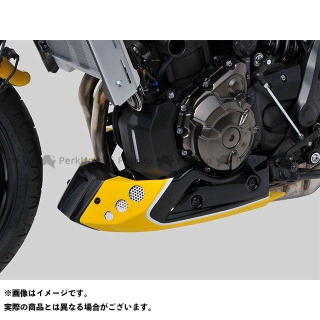 ボディースタイル XSR700 カウル・エアロ ベリーパン YAMAHA XSR700 2016 イエロー/ブラック/ホワイト BODY STYLE