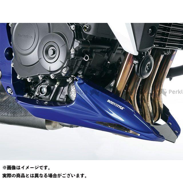 ボディースタイル CB1000R カウル・エアロ ベリーパン HONDA CB1000R 2012-2014 マットグレー/ゴールド BODY STYLE
