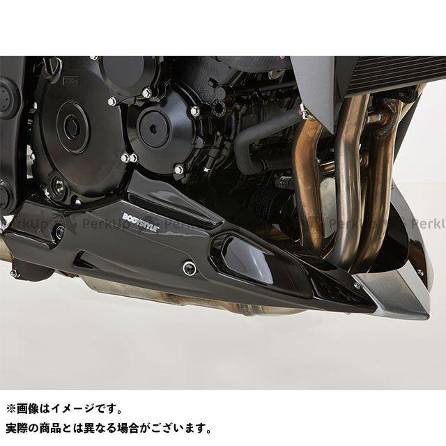 ボディースタイル GSR750 カウル・エアロ ベリーパン SUZUKI GSR 750 2011-2016 未塗装  BODY STYLE