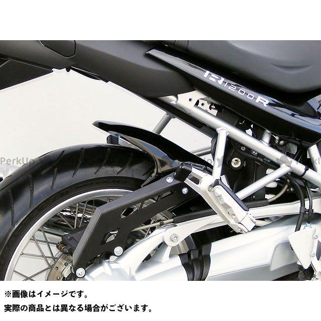 ボディースタイル R1200R フェンダー リアハガー BMW R 1200 R 2006-2014 ブラック BODY STYLE