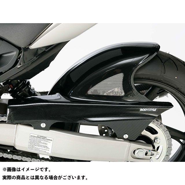 ボディースタイル ZZR1400 フェンダー リアハガー KAWASAKI ZZR1400 2006-2011 カーボンルック BODY STYLE