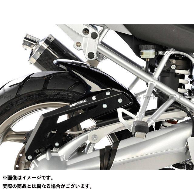 ボディースタイル R1200GS R1200GSアドベンチャー フェンダー リアハガー BMW R 1200 GS 2006-2012 / R 1200 GS Adventure 2006-2013 ブラック BODY STYLE