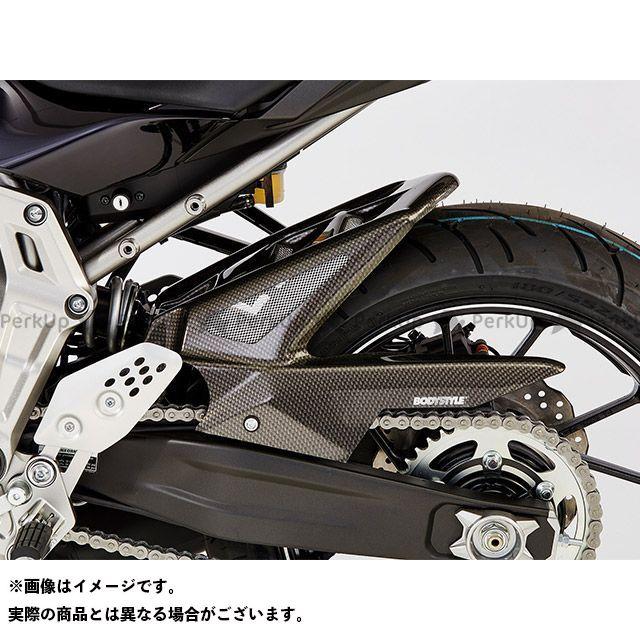 ボディースタイル MT-07 MT-07 モトケージ XSR700 フェンダー リアハガー YAMAHA MT-07 2014-2018 / MT-07 Motocage 2015-2017 / XSR700 2016-2018 カーボンルック BOD…