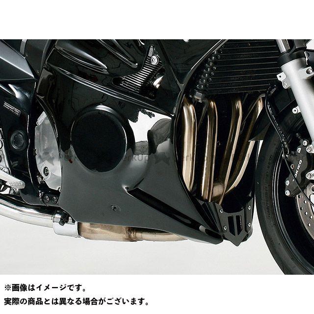 ボディースタイル バンディット1250S カウル・エアロ ロワーフェアリング SUZUKI GSF 1250 S Bandit 2007-2016 未塗装 BODY STYLE