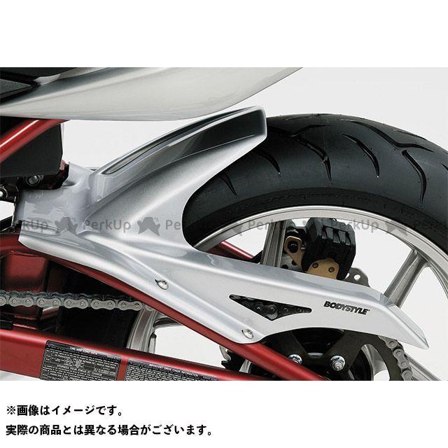 【特価品】ボディースタイル ER-6f ER-6n フェンダー リアハガー KAWASAKI ER-6f/n 2006-2008 ブラック BODY STYLE