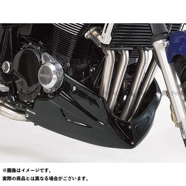 ボディースタイル GSX1400 カウル・エアロ ベリーパン SUZUKI GSX 1400 2001-2006 未塗装 BODY STYLE