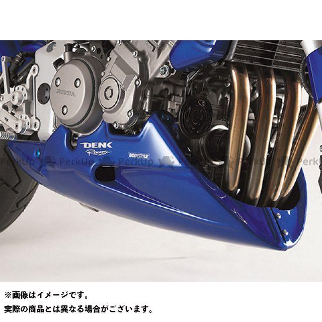 ボディースタイル XJR1300 カウル・エアロ ベリーパン YAMAHA XJR1300 1999-2006 未塗装 BODY STYLE