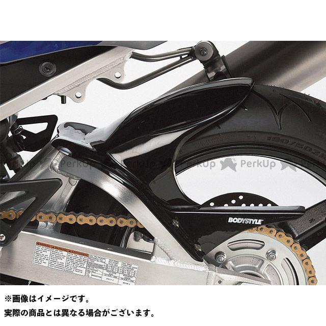 【エントリーで最大P21倍】ボディースタイル GSX-R1000 GSX-R750 フェンダー リアハガー SUZUKI GSX-R 1000 2001-2004 / GSX-R 750 2000-2003 未塗装 BODY STYLE