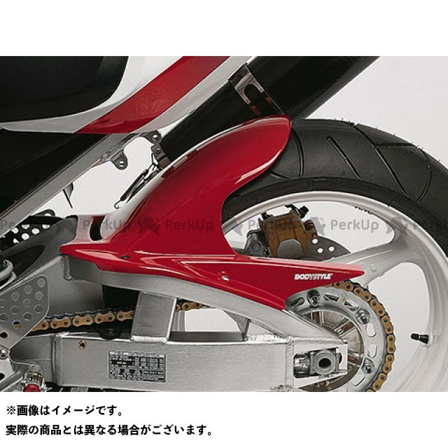 【エントリーで最大P21倍】ボディースタイル CBR900RRファイヤーブレード フェンダー リアハガー HONDA CBR900RR 2000-2001 未塗装 BODY STYLE