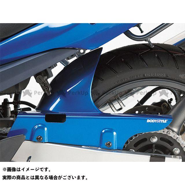 【エントリーで最大P21倍】ボディースタイル ZR-7 フェンダー リアハガー KAWASAKI ZR-7 1999-2003 未塗装 BODY STYLE