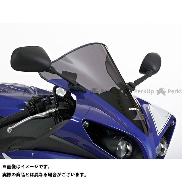 【エントリーで更にP5倍】【特価品】ボディースタイル YZF-R1 スクリーン関連パーツ レーシングスクリーン YAMAHA YZF-R1 2007-2008 BODY STYLE