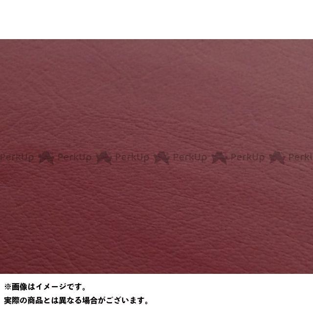 Grondement ホーネット シート関連パーツ ホーネット250(MC31) 国産シートカバー 張替 カラー:ワインレッド グロンドマン