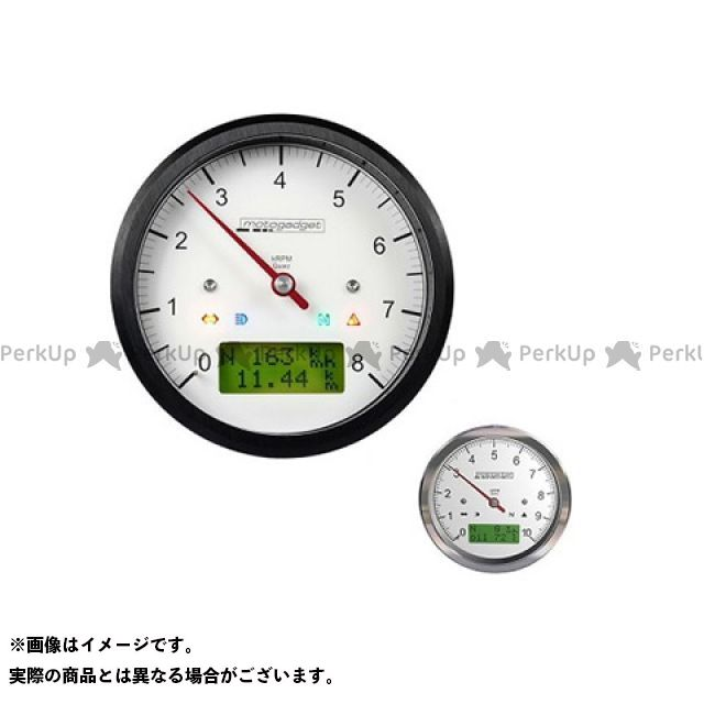 【エントリーで最大P23倍】motogadget 汎用 スピードメーター モトスコープクラシック 8K ブラック モトガジェット