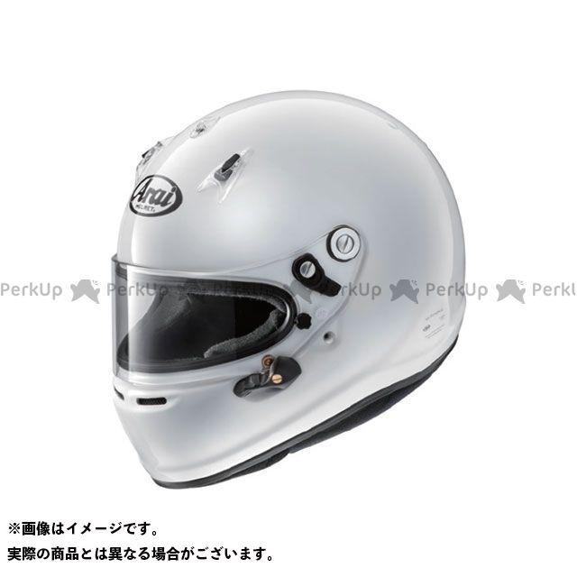 【エントリーで更にP5倍】Arai 四輪・カート用ヘルメット GP-6 8859(ホワイト) サイズ:59-60cm アライ ヘルメット