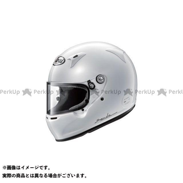 【エントリーで更にP5倍】Arai 四輪・カート用ヘルメット GP-5W 8859(ホワイト) サイズ:55-56cm アライ ヘルメット