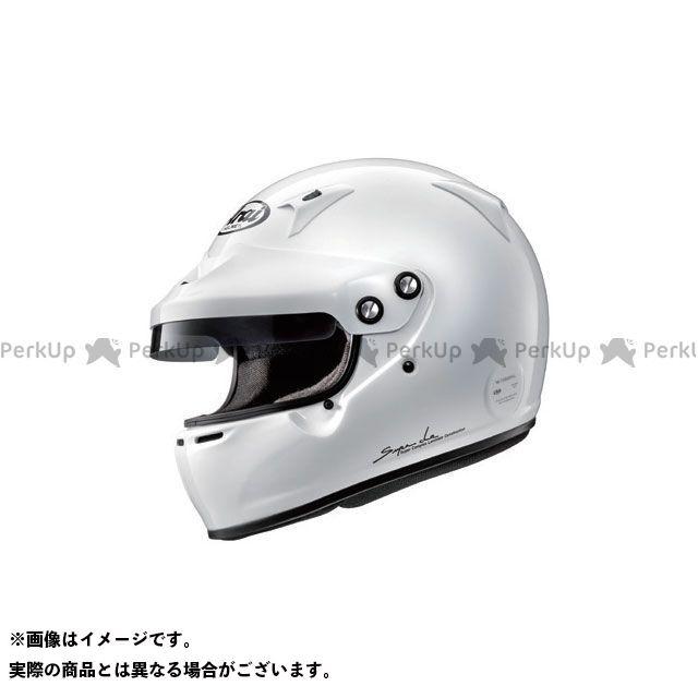 【エントリーで更にP5倍】Arai 四輪・カート用ヘルメット GP-5WP 8859 4輪ラリー用(ホワイト) サイズ:60-61cm アライ ヘルメット