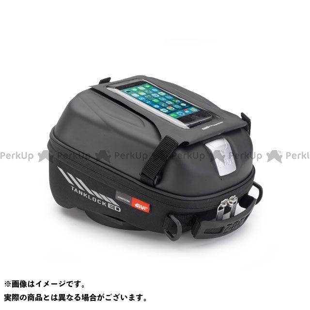 GIVI ツーリング用バッグ ST605 防犯キー付きタンクロック ジビ