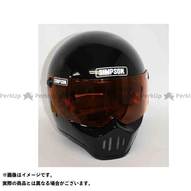 シンプソン SIMPSON フルフェイスヘルメット RX1(ブラック) 59cm