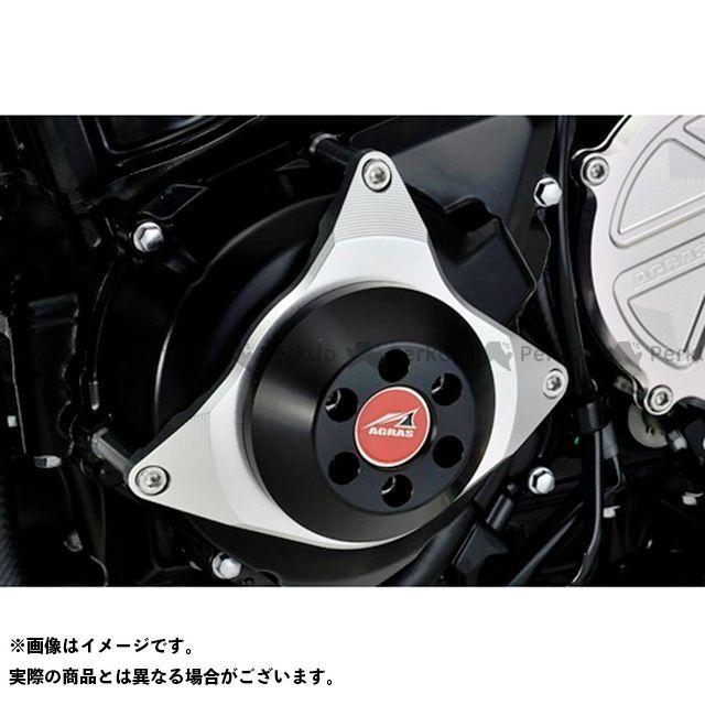 【エントリーでポイント10倍】 アグラス Z900RS スライダー類 レーシングスライダー ジェネレーターA ブラック