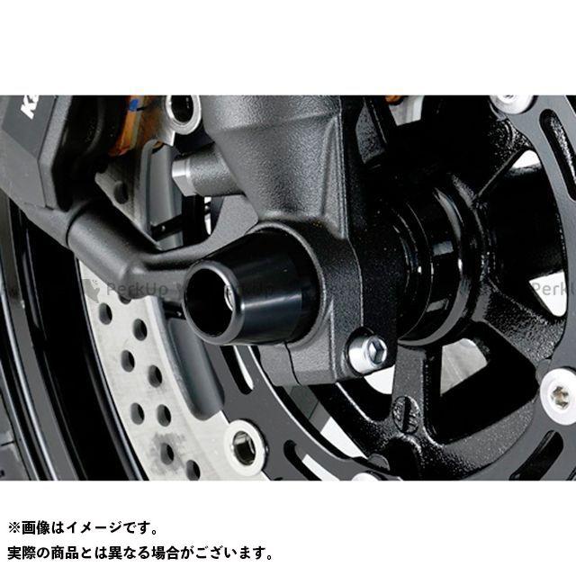 AGRAS Z900RS その他サスペンションパーツ フロントアクスルプロテクター コーンタイプ 仕様:アルミ カラー:ブルー アグラス