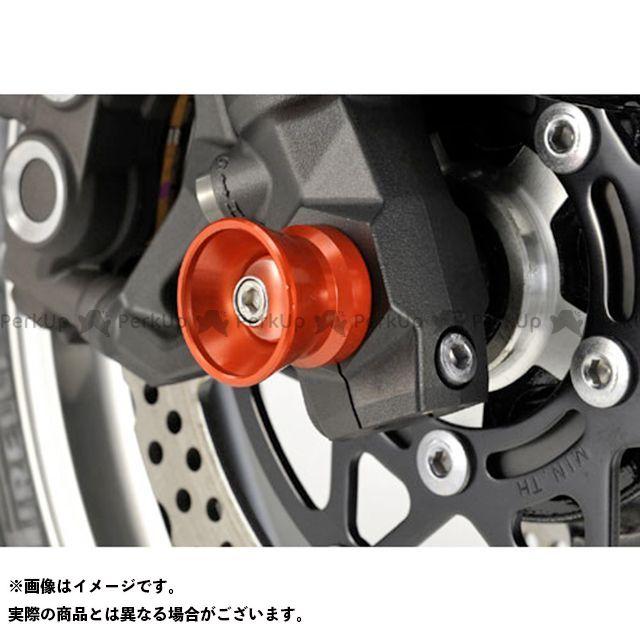 AGRAS Z900RS その他サスペンションパーツ フロントアクスルプロテクター ファンネルタイプ 仕様:アルミ カラー:シルバー アグラス