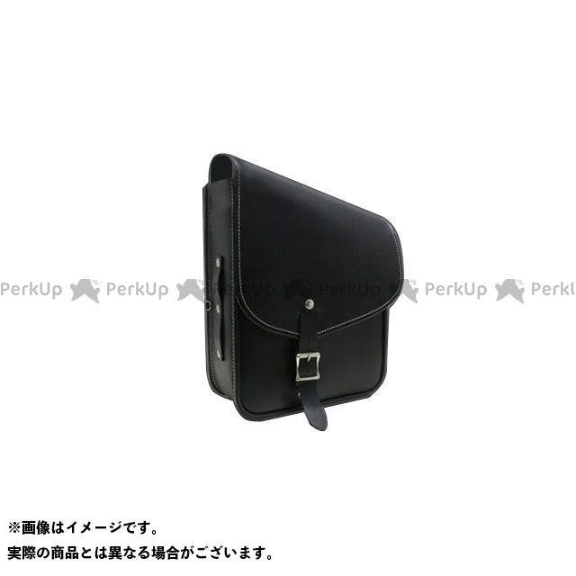 ガレージティーアンドエフ ドラッグスター400(DS4) ドラッグスタークラシック400(DSC4) ツーリング用バッグ サドルバック(ブラック) 2点セット ガレージT&F