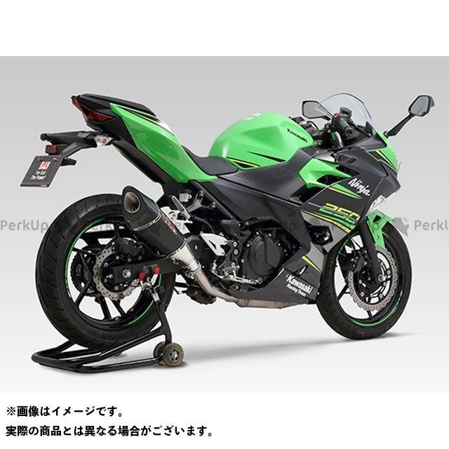 YOSHIMURA ニンジャ250 ニンジャ400 マフラー本体 Slip-On R-11 サイクロン 1エンド EXPORT SPEC 政府認証 SM