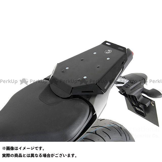HEPCO&BECKER MT-07 キャリア・サポート タンデムシート置換型リアラック「Speedrack EVO」(ブラック)  ヘプコアンドベッカー