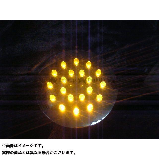 フロムネイバー VMAX ウインカー関連パーツ V-MAX用LEDウィンカーユニット(2ユニットセット) ダブル球タイプ