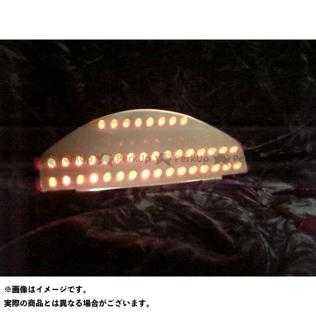 【無料雑誌付き】フロムネイバー CBR900RRファイヤーブレード CBR929RRファイヤーブレード テール関連パーツ CBR900RR(00~01)/CBR929RR用LEDテールユニット 仕様:ナンバー灯有りタイプ From Neighbor