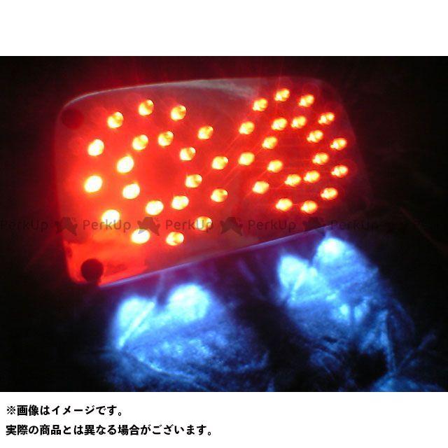 【エントリーで最大P21倍】フロムネイバー GSX250Sカタナ GSX400インパルス GSX400Sカタナ テール関連パーツ GSX250S KATANA/400SKATANA(刀)/400IMPLUSE(インパルス)用LEDテールユニット 仕様:…