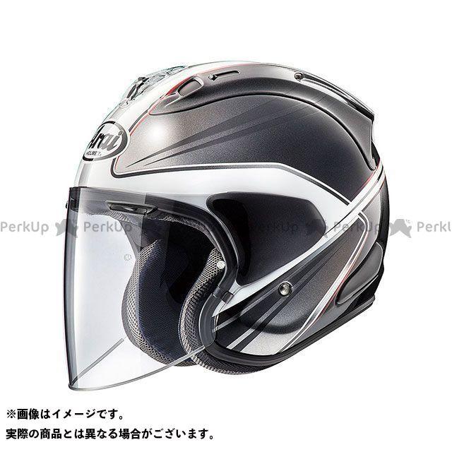 アライ ヘルメット Arai ジェットヘルメット VZ-Ram WEDGE(VZ-ラム・ウエッヂ) ホワイト 55-56cm