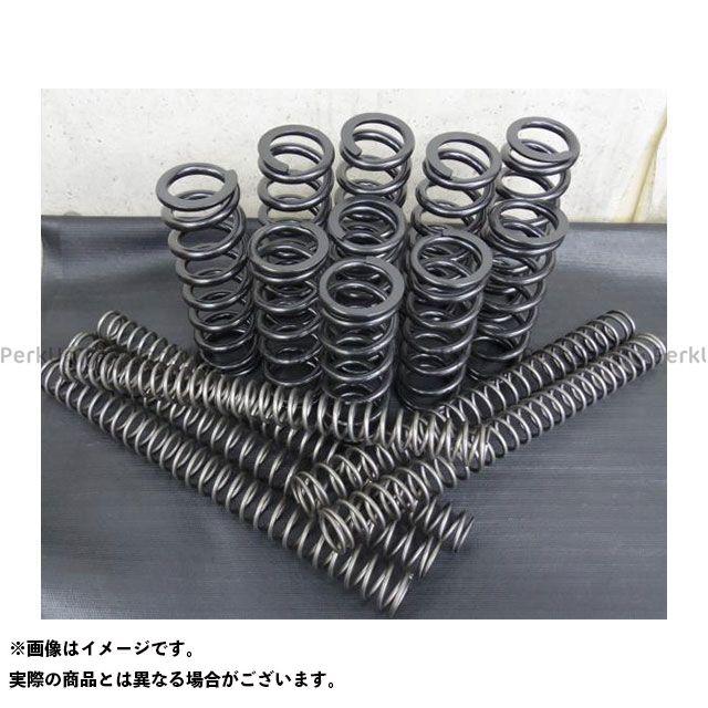 KEN'S POWER WR250R フロントフォーク関連パーツ YAMAHA WR250R 用 スプリング フロント(R) ケンズパワー