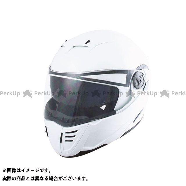 SPEEDPIT システムヘルメット(フリップアップ) 【限定品】PT-2 ダブルシールドシステムヘルメット phantomtop(パールホワイト) サイズ:XL(60-62cm未満) スピードピット