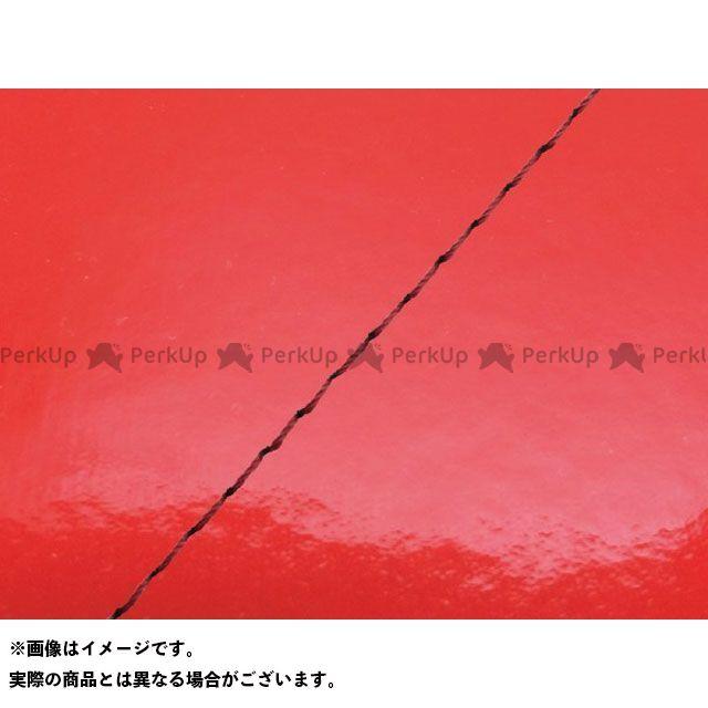Grondement PCX125 シート関連パーツ PCX125 国産シートカバー エナメルレッド タイプ:張替 仕様:赤ステッチ 型式:初期/EPSエンジン グロンドマン