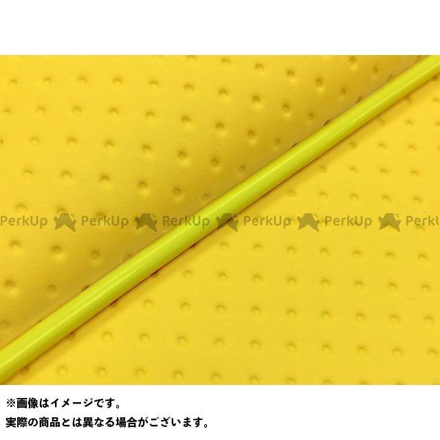 Grondement PCX125 シート関連パーツ PCX125 国産シートカバー フルエンボスイエロー タイプ:被せ 仕様:黄パイピング 型式:JF56 グロンドマン
