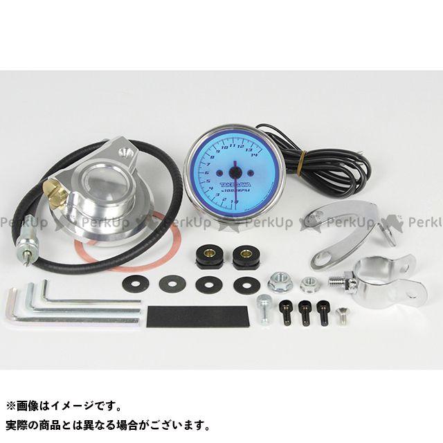 TAKEGAWA ゴリラ モンキー モンキーバハ タコメーター タコメーターキット 機械式/1:6.5(ブルーLED) SP武川