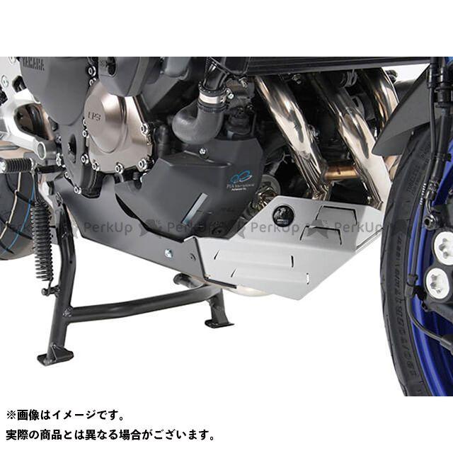 送料無料 HEPCO&BECKER MT-09 トレーサー900・MT-09トレーサー XSR900 エンジンガード エンジンアンダーガード(ブラック/シルバー)
