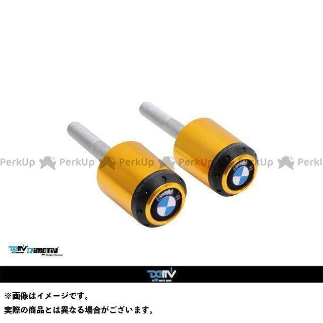 Dimotiv R1200GS R1200GSアドベンチャー R1200ST ハンドル関連パーツ ハンドルバーエンド R1200ST R1200GS ゴールド ディモーティブ