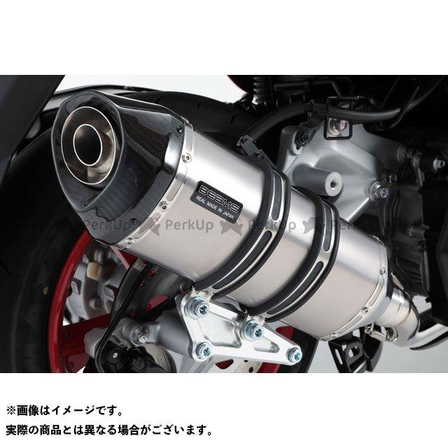 【エントリーで最大P23倍】BEAMS マジェスティS マフラー本体 GT-CORSA マフラー ステンレス 政府認証 ビームス