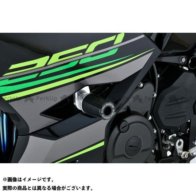 【エントリーで更にP5倍】OVER RACING ニンジャ400 スライダー類 レーシングスライダー(シルバー) オーバーレーシング
