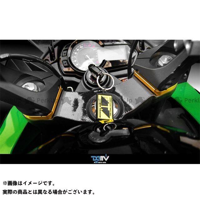 【無料雑誌付き】Dimotiv ニンジャ1000・Z1000SX ハンドルポスト関連パーツ ハンドルライザー Z1000SX カラー:チタン ディモーティブ