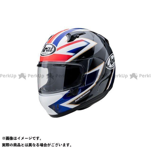 アライ ヘルメット Arai フルフェイスヘルメット XD FLAG LEAGUE UK(エックス・ディー フラッグ リーグ ユーケー) 61-62cm