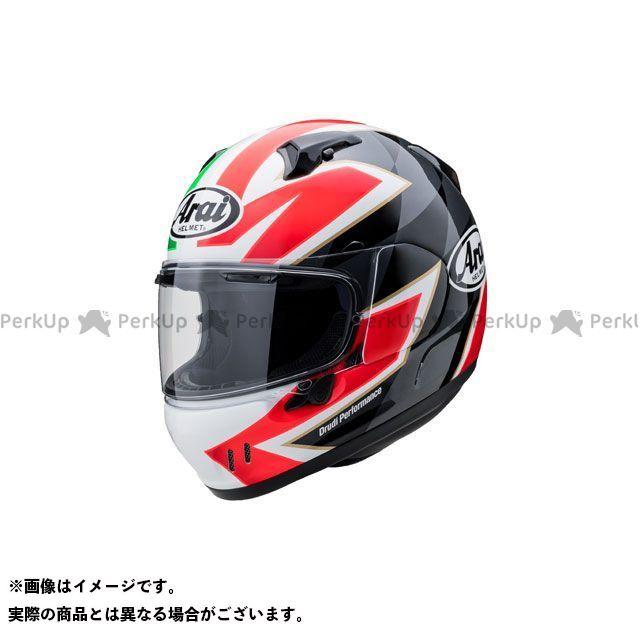 アライ ヘルメット Arai フルフェイスヘルメット XD FLAG LEAGUE ITALY(エックス・ディー フラッグ リーグ イタリー) 55-56cm