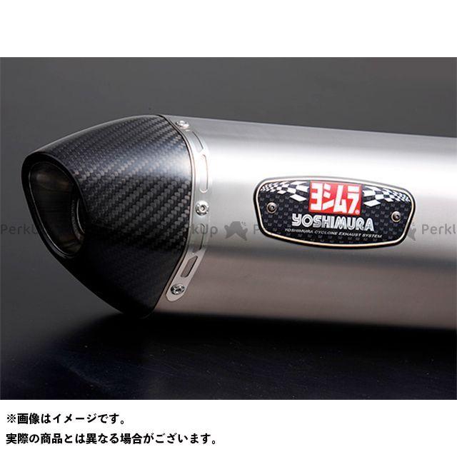 【エントリーで更にP5倍】YOSHIMURA PCX125 PCX150 マフラー本体 機械曲 R-77Sサイクロン カーボンエンド EXPORT SPEC 政府認証 STC ヨシムラ