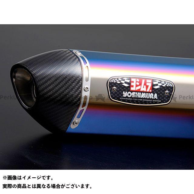 YOSHIMURA PCX125 PCX150 マフラー本体 機械曲 R-77Sサイクロン カーボンエンド EXPORT SPEC 政府認証 STBC