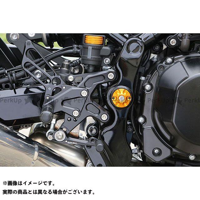 【エントリーで更にP5倍】BABYFACE Z900RS ドレスアップ・カバー フレームキャップ カラー:ゴールド ベビーフェイス