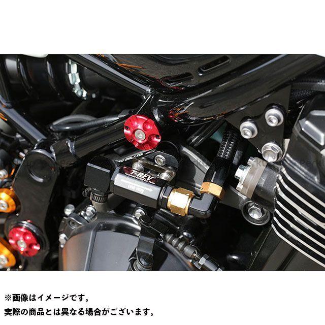 【エントリーで更にP5倍】BABYFACE Z900RS ドレスアップ・カバー フレームキャップ カラー:レッド ベビーフェイス