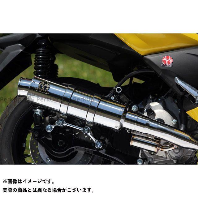 スペシャルパーツタダオ Xマックス250 マフラー本体 POWERBOX FULL S SUS SP忠男