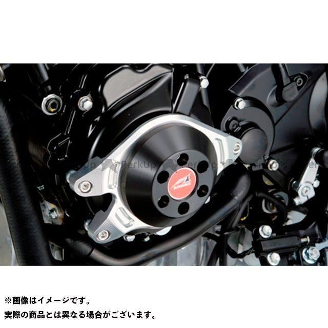 AGRAS GSX-S750 スライダー類 レーシングスライダー ジェネレーターC ジュラコンカラー:ホワイト アグラス